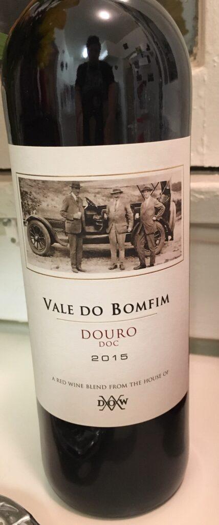 Dows Portuguese Wine Vale Do Bomfim 2015