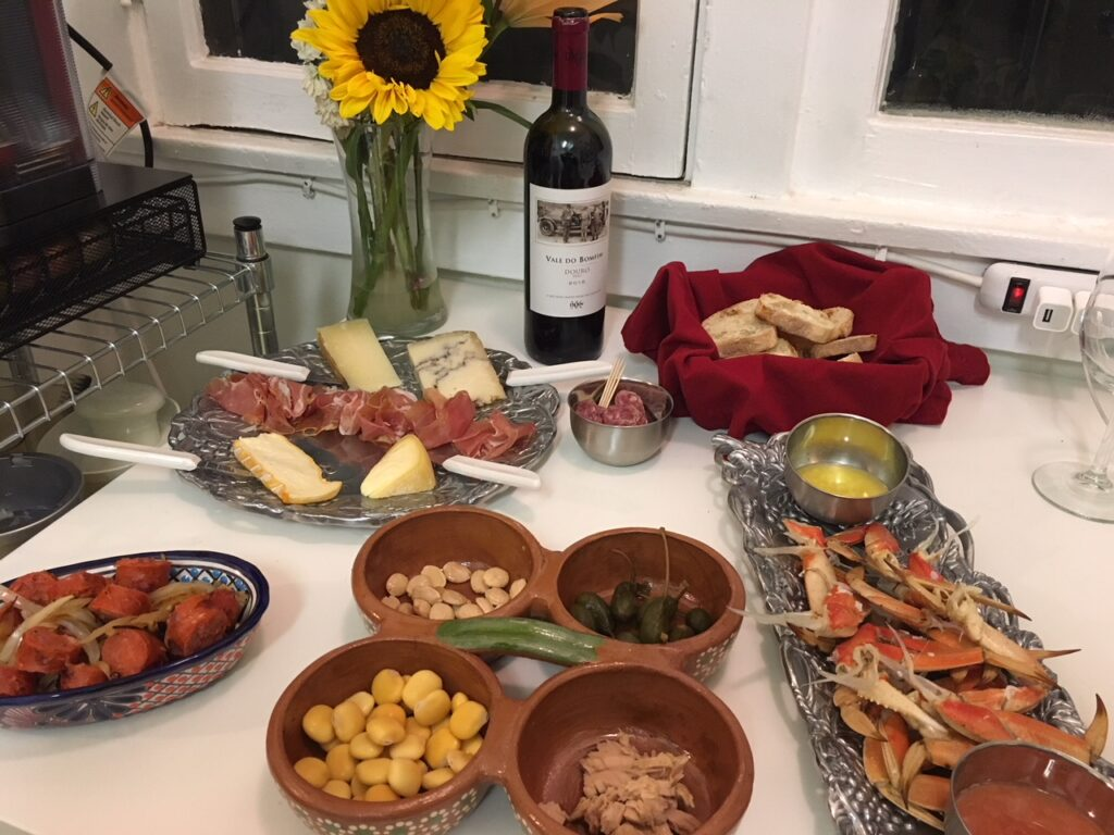 Portugese-Food-Meal