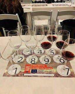 Italian Wines sampling