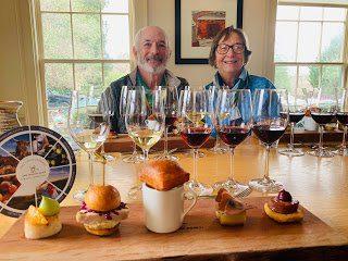 Napa Valley wine: Neal & Alyse of Winery Wanderings