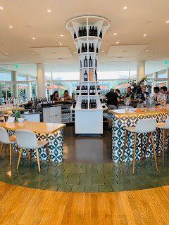Artesa Vineyards & Winery tasting room