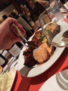 Brisket and Pork Tenderloin courtesy of South Restaurant