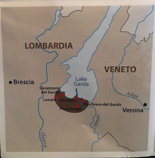 Lugana map
