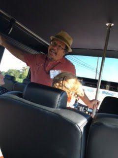 Randy Caparoso of the Lodi Winegrape Commission