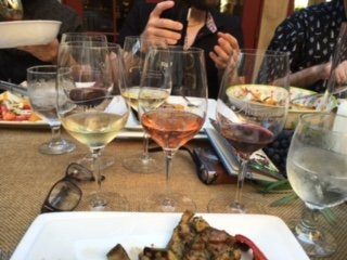 Harney Lane wines paired with a farm-to-table dinner