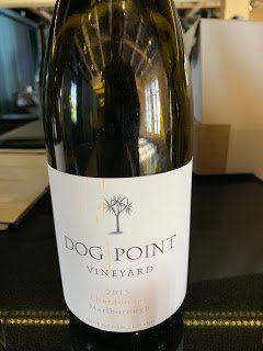 New Zealand Wine: Dog PointChardonnay Marlborough 2015