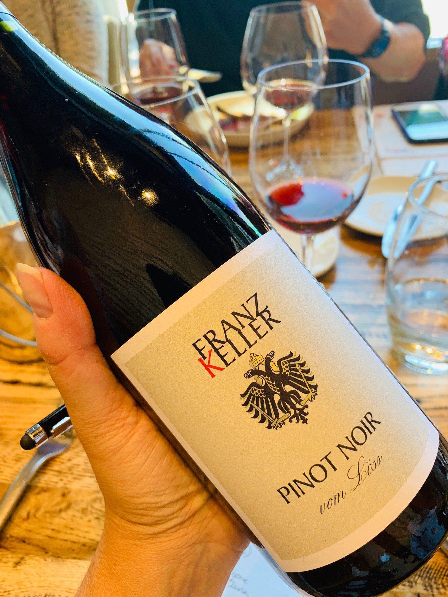2016 Frank Keller Pinot Noir, Baden