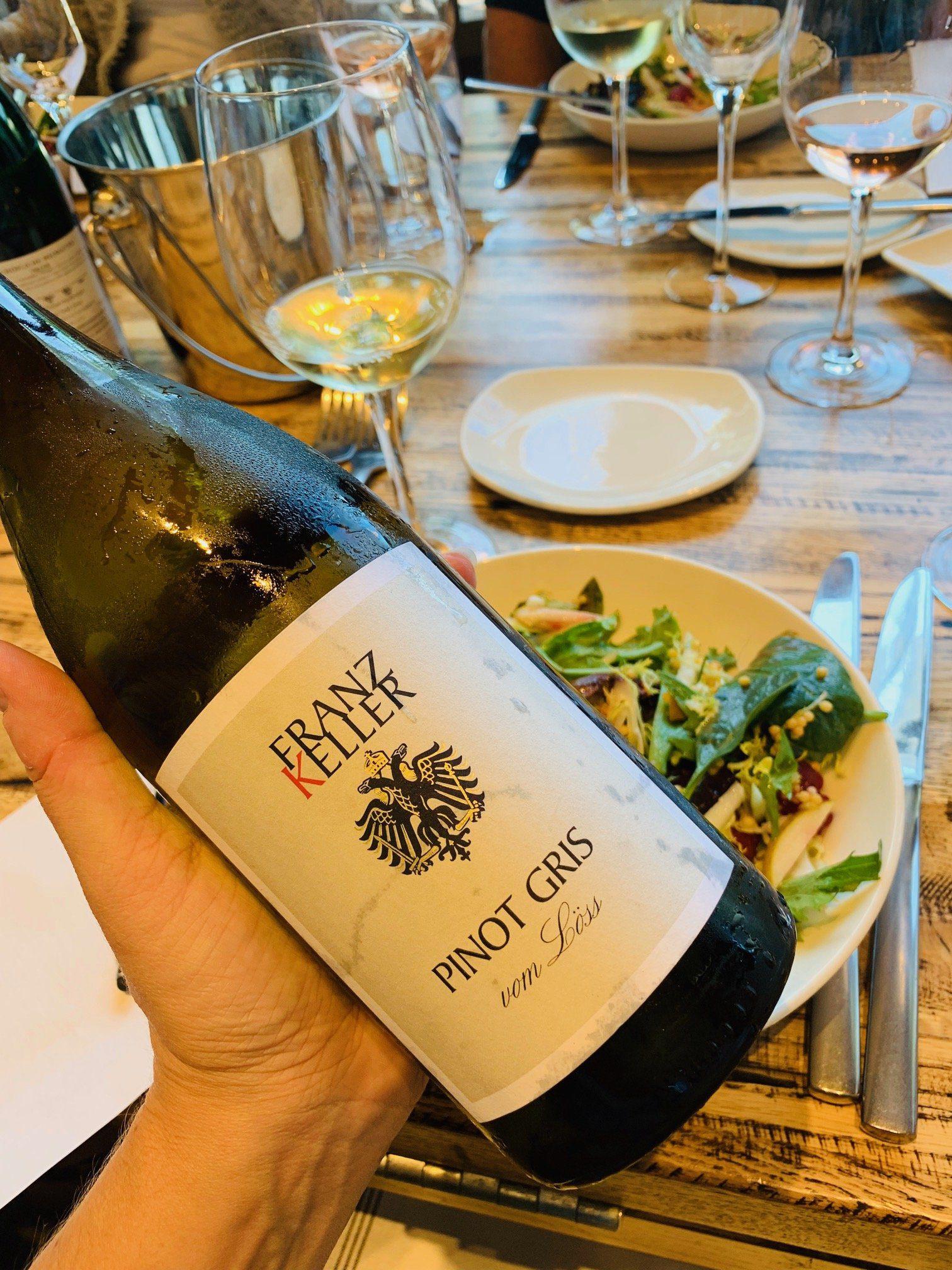 2017 Franz Keller Vom Löss Pinot Gris, Baden