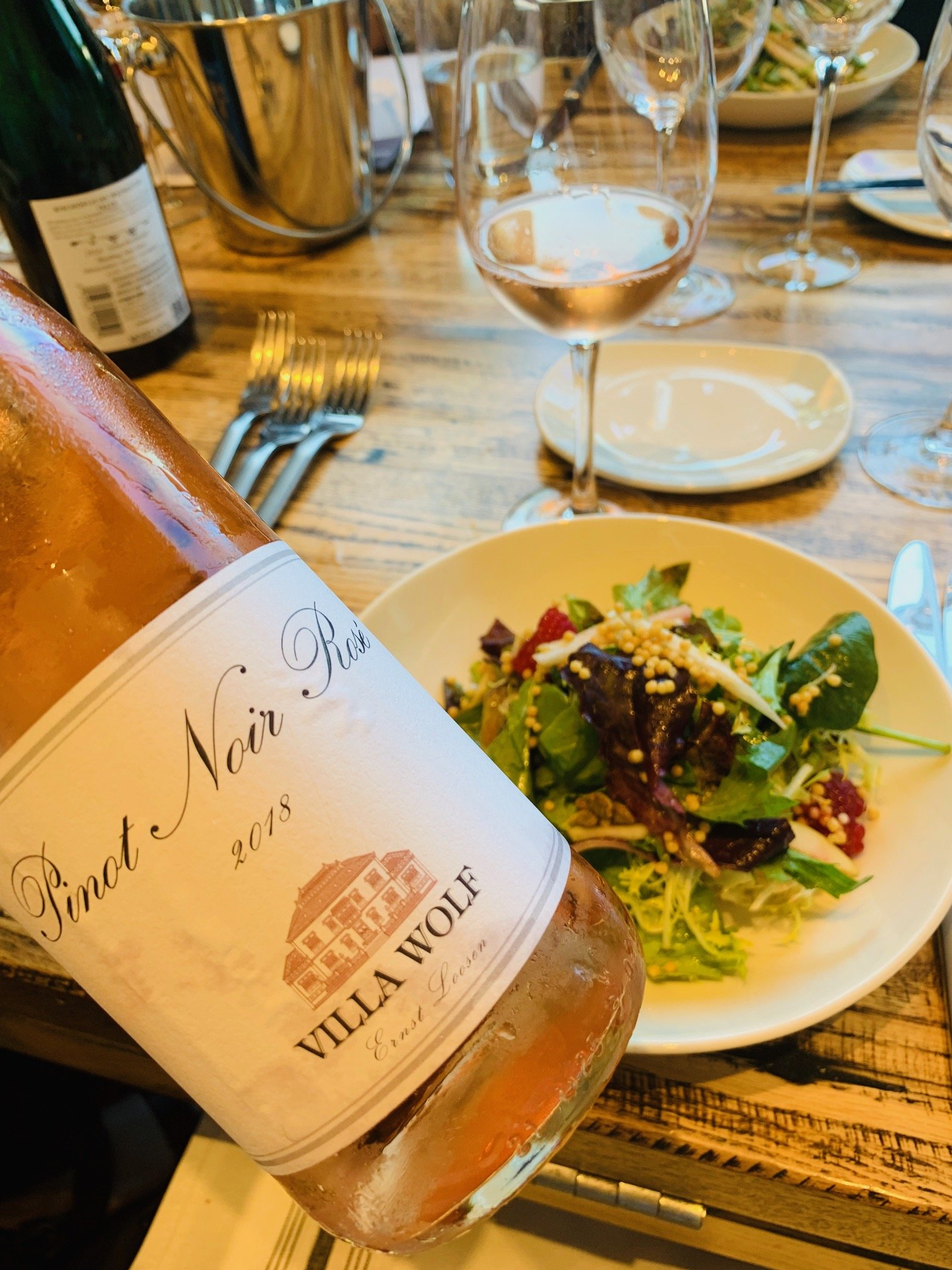 2018 Villa Wolf Pinot Noir Rosé, Pfalz