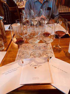 Wine Tasting: Cattleya Vineyard
