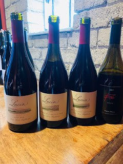Wine Tasting: 2017 Pisoni Estate Pinot Noir