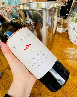 Napa Valley Wines Titus Vineyards: 2010 Cabernet Sauvignon
