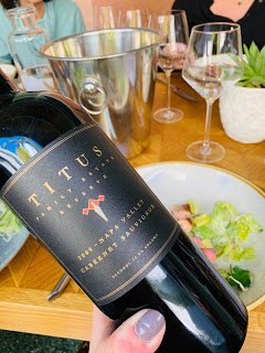 Napa Valley Wines: Titus Vineyards 2009 Cabernet Sauvignon Reserve