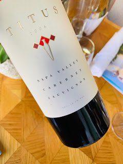 Titus Vineyards: 2006 Cabernet Sauvignon