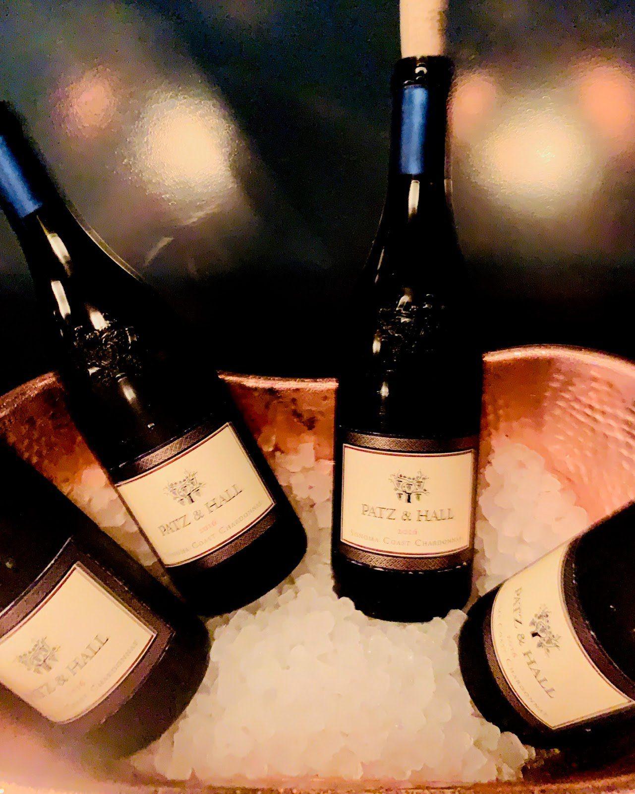 Sonoma Wine Country: Patz & Hall Chardonnay Sonoma Coast 2016