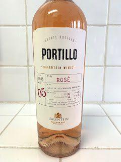 Portillo2018 Rosé
