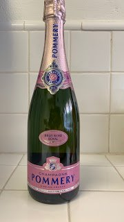 Champagne Pommery Brut Rosé Royal