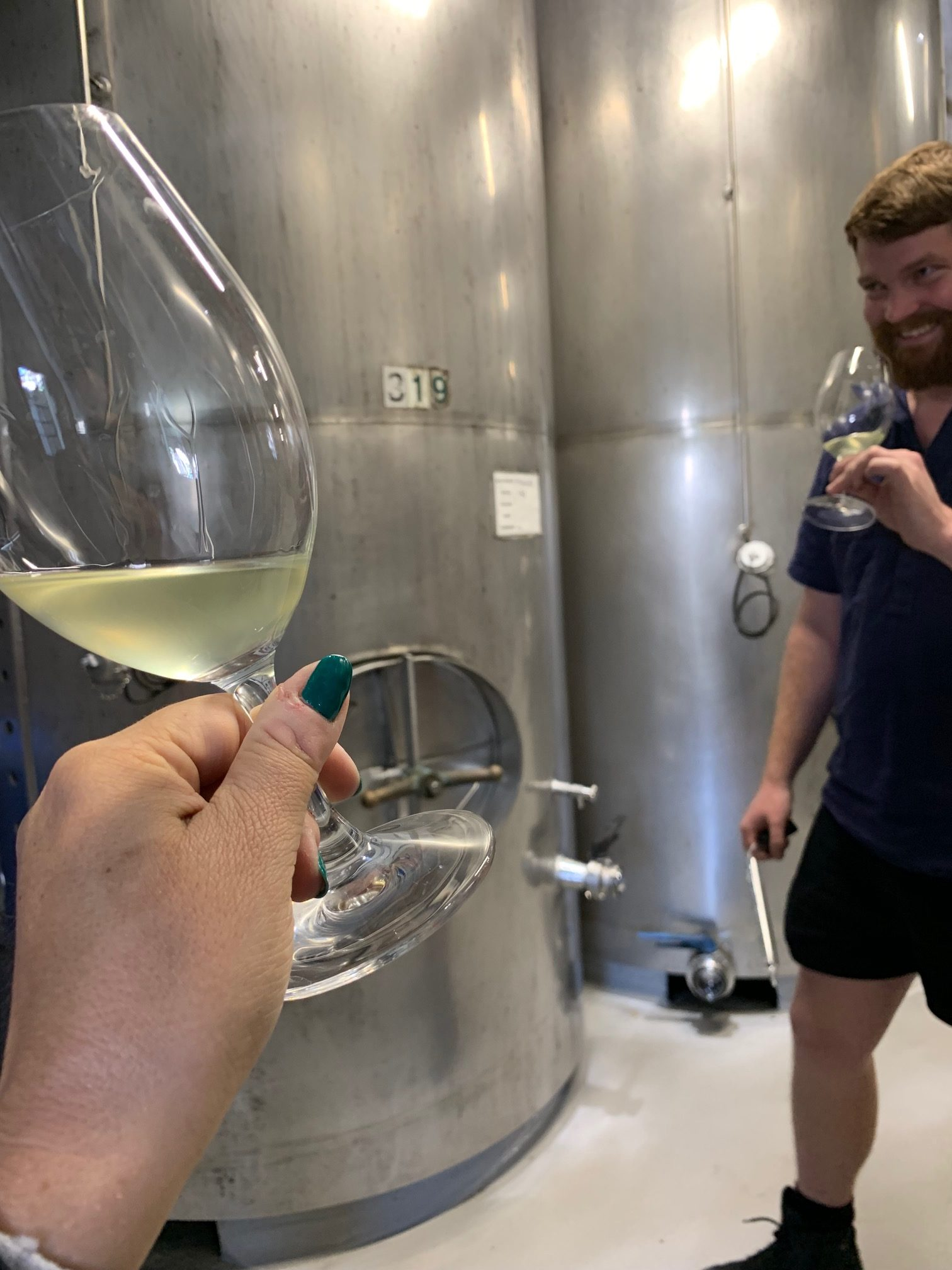 Hunter Valley Wine in Action