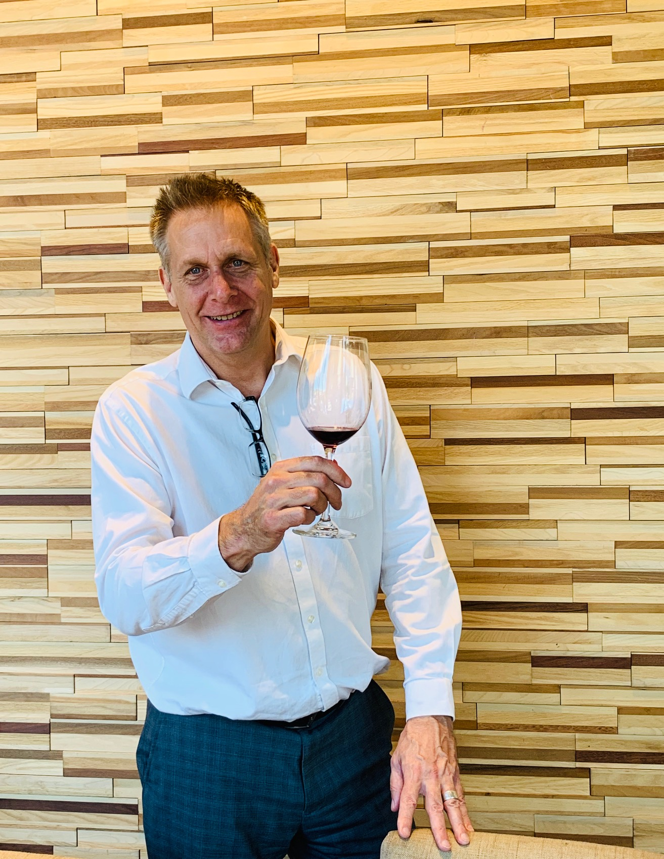 Our Food Wine Pairings expert, Brian Cousins
