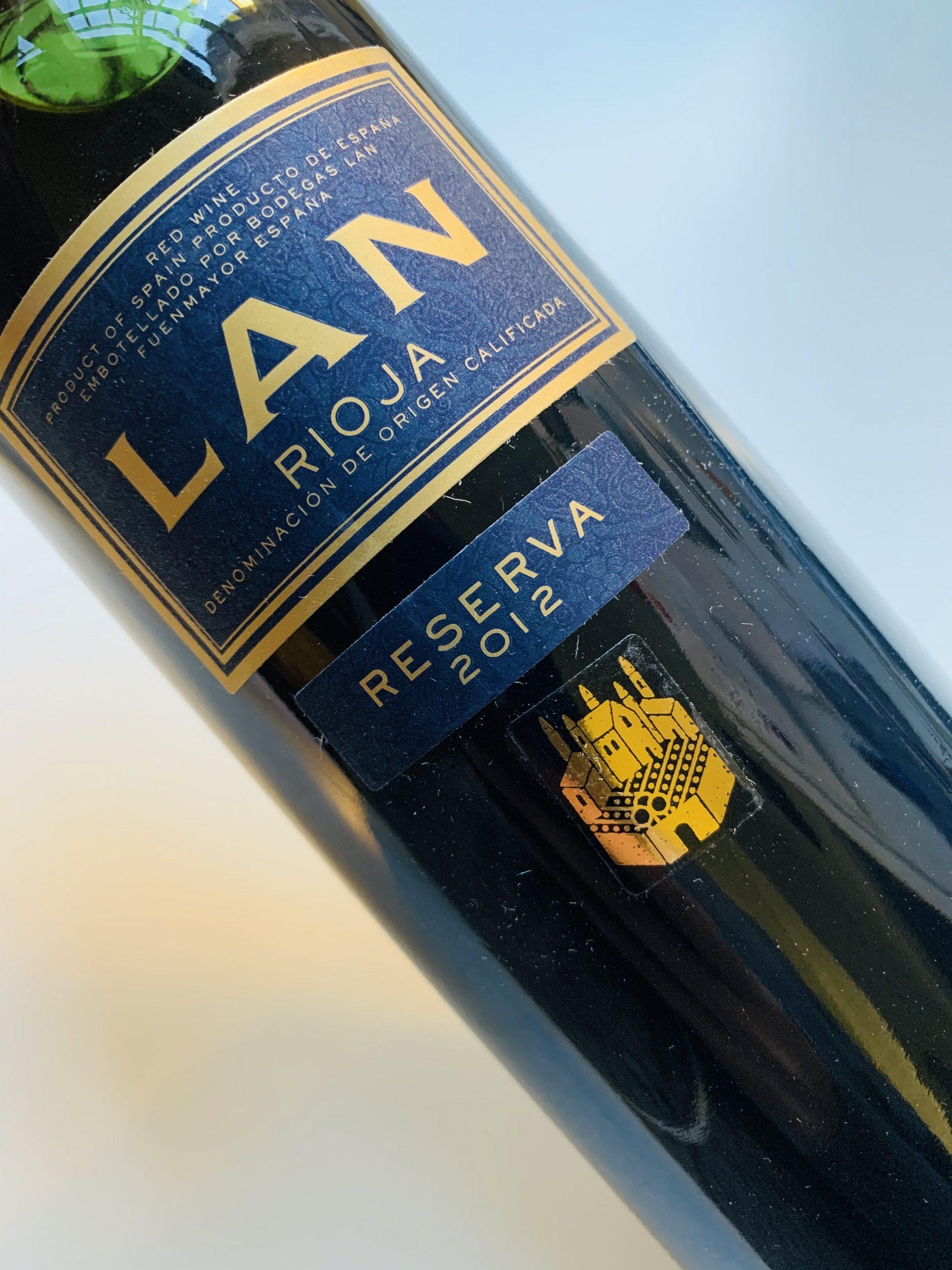 Rioja Wine Region Bodegas LAN