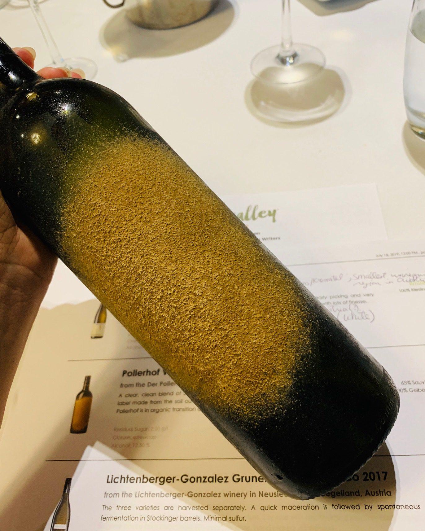 food and wine pairings Der Pollerhof Vom Loess 2017