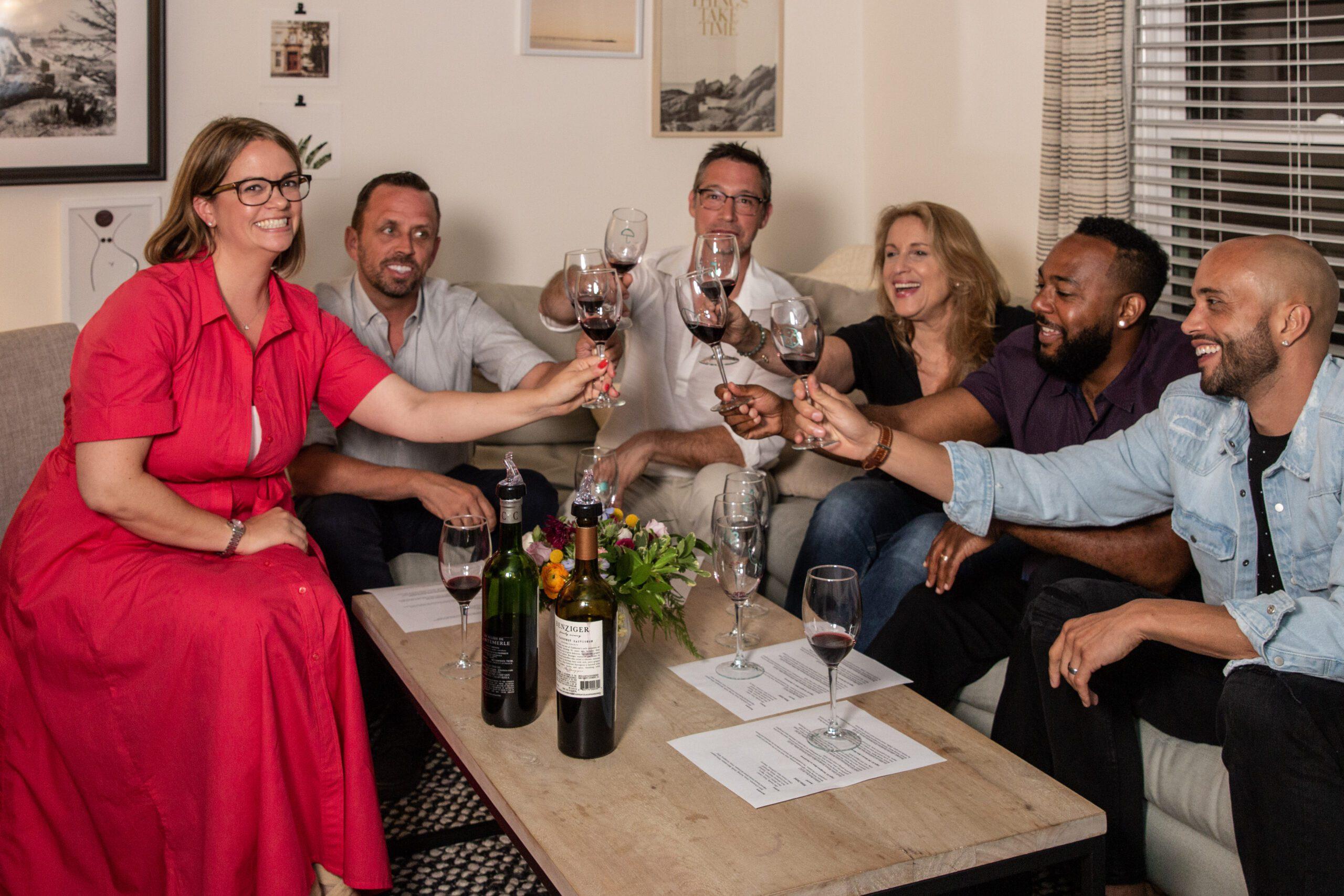 Brianne Cohen In-Person Wine Experiences