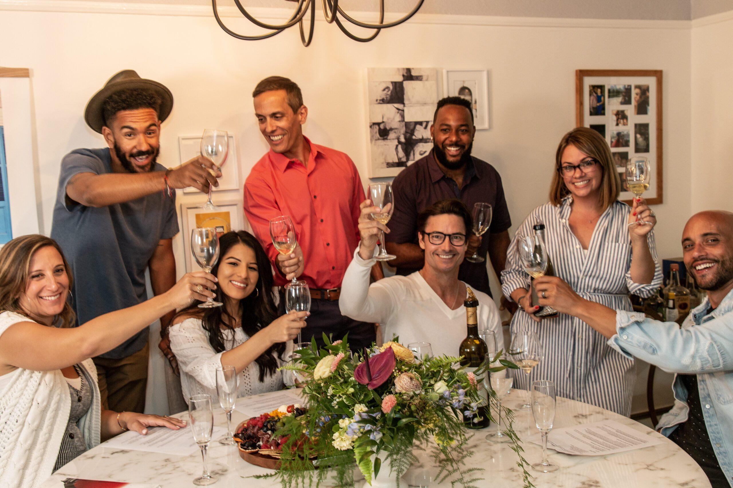Brianne Cohen - In-Person Wine Experiences