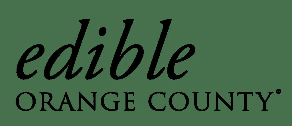 Edible Orange County Logo