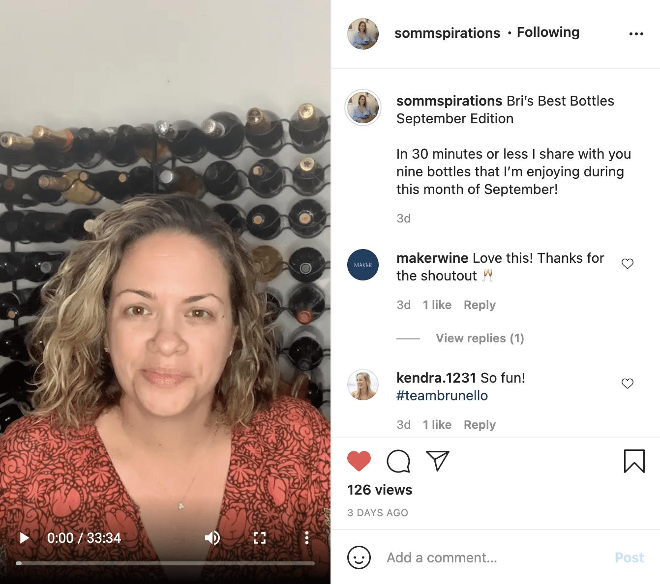 Bri's Best Bottles September Edition