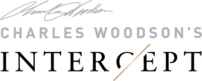 Charles Woodson Intercept Wines Logo