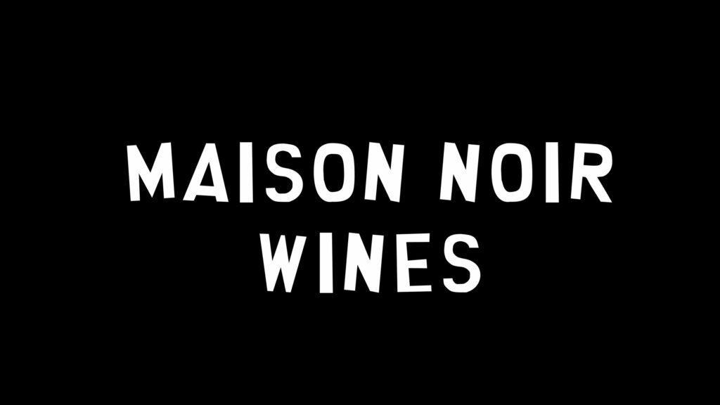 Maison Noir Wines Logo