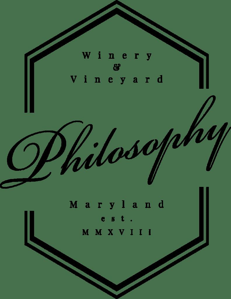 Philosophy Winery Logo